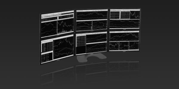 Desktop falcon trading systems f-52x