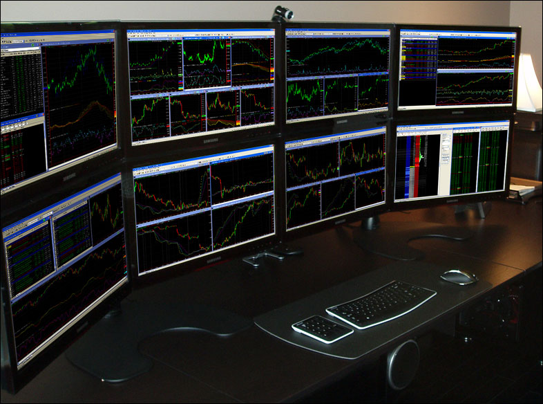 8 Monitor Matrix
