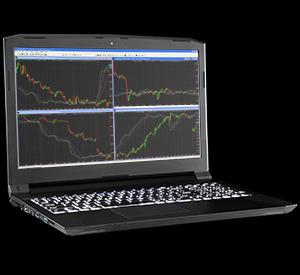 F-10 Trading Laptop