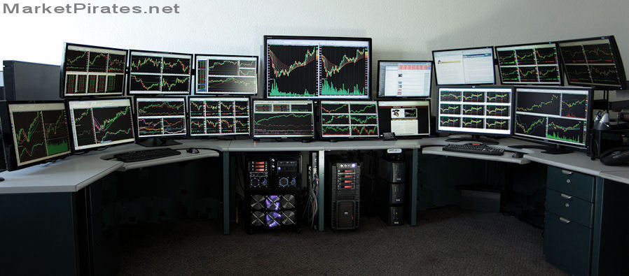 Trading Computers Desktops